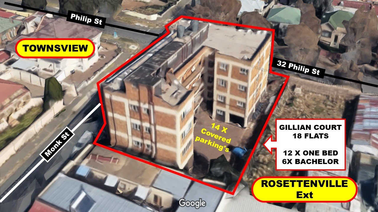 Johannesburg, Rosettenville Property  | Houses For Sale Rosettenville, Rosettenville, Commercial  property for sale Price:4,200,000