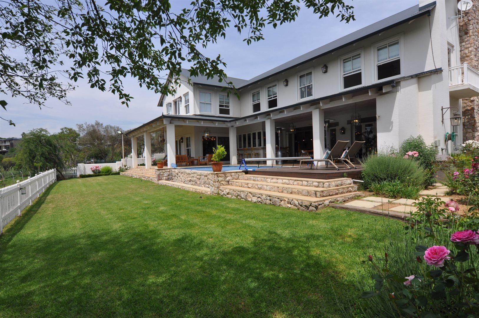 Midrand, Helderfontein Estate Property  | Houses For Sale Helderfontein Estate, Helderfontein Estate, House 5 bedrooms property for sale Price:12,000,000