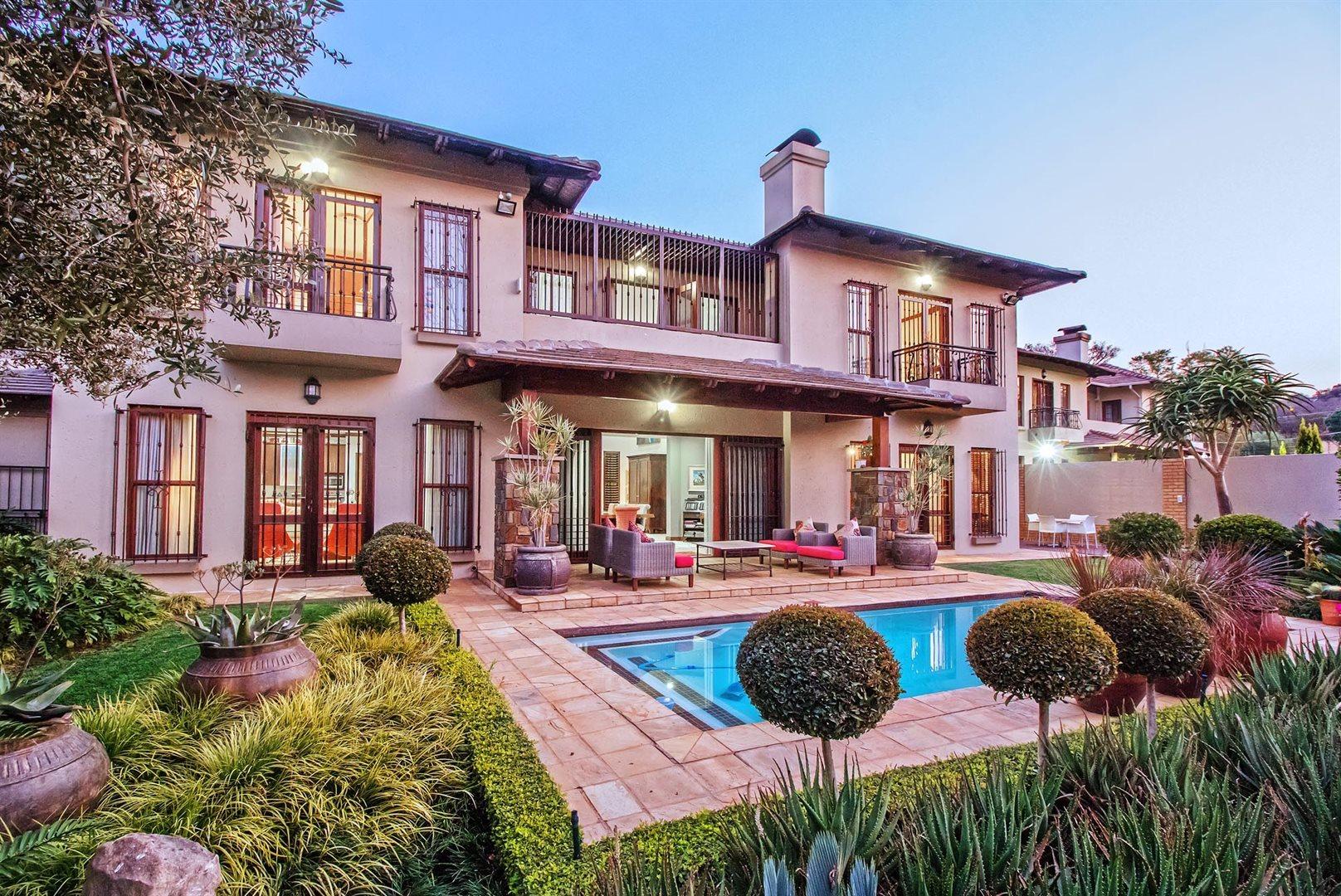 Pretoria Waterkloof Ridge Property Houses For Sale