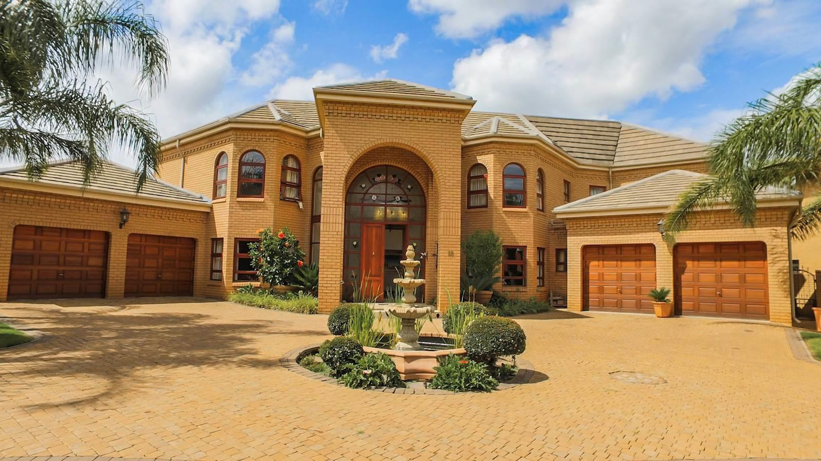 Centurion, Centurion Golf Estate Property  | Houses For Sale Centurion Golf Estate, Centurion Golf Estate, House 3 bedrooms property for sale Price:5,700,000