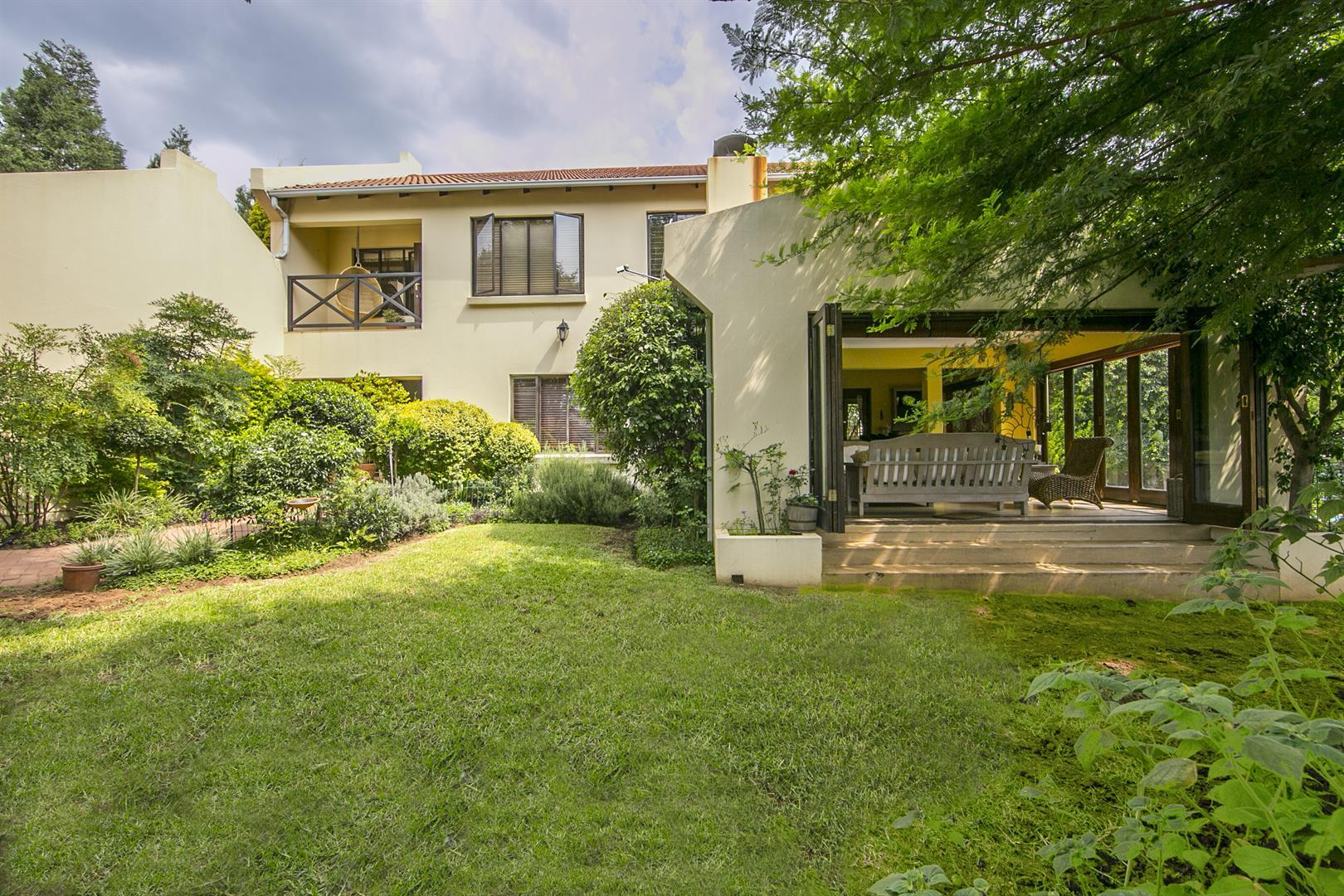 Sandton, Fourways Property  | Houses For Sale Fourways, Fourways, House 4 bedrooms property for sale Price:2,995,000