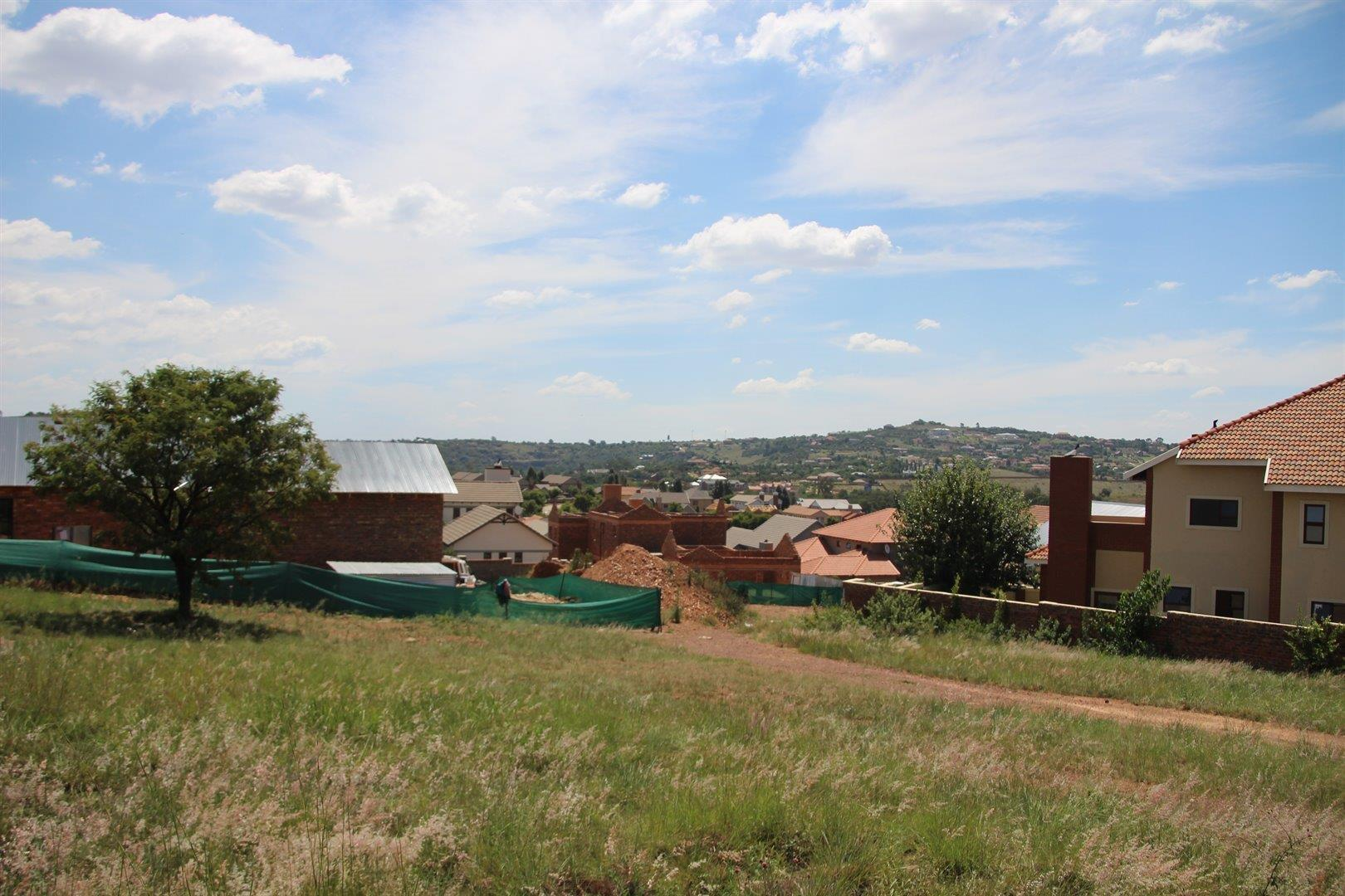 Property and Houses for sale in Rietvlei Heights Country Estate, Vacant Land - ZAR 1,100,000