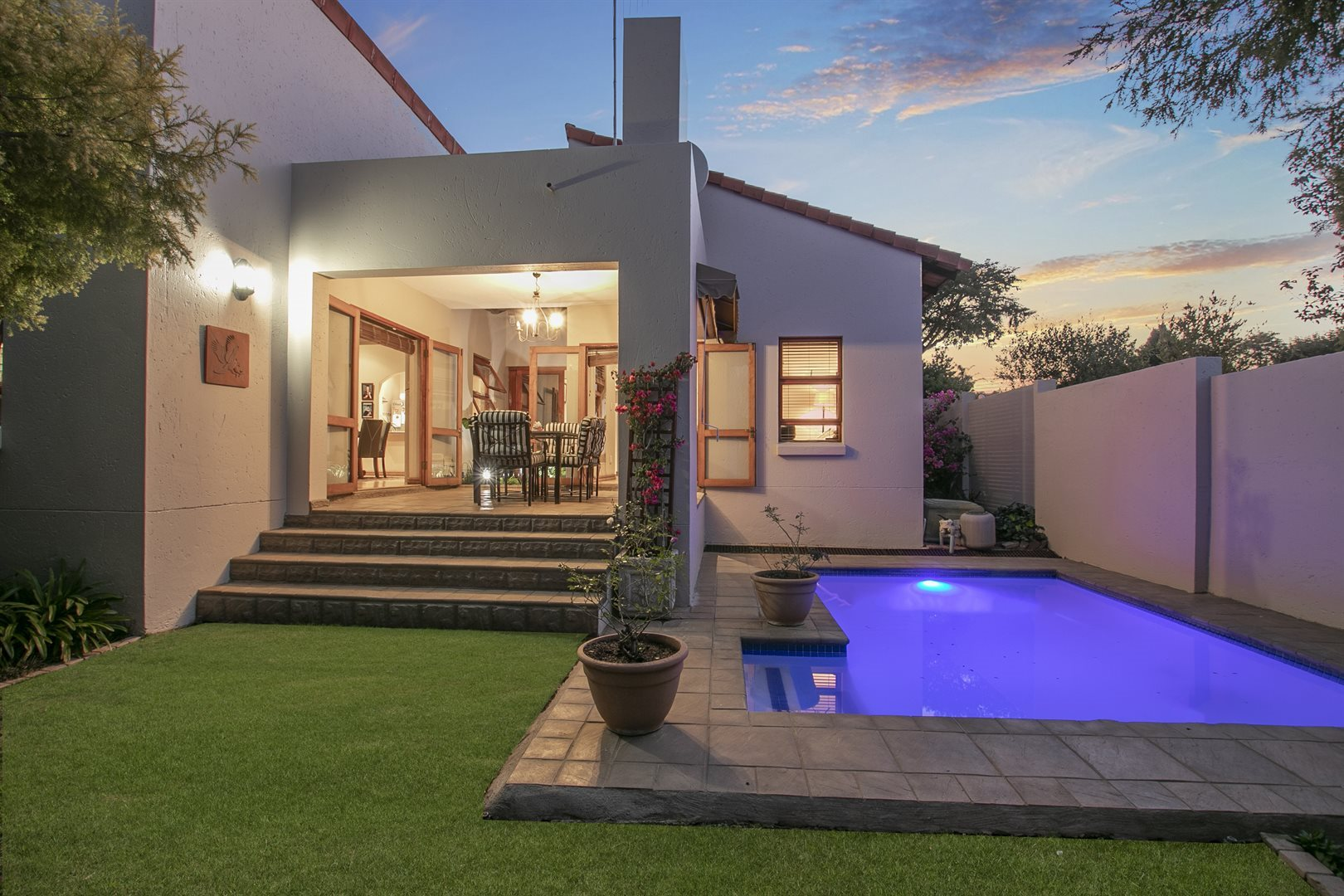 Sandton, Lonehill Property  | Houses For Sale Lonehill, Lonehill, House 4 bedrooms property for sale Price:2,750,000