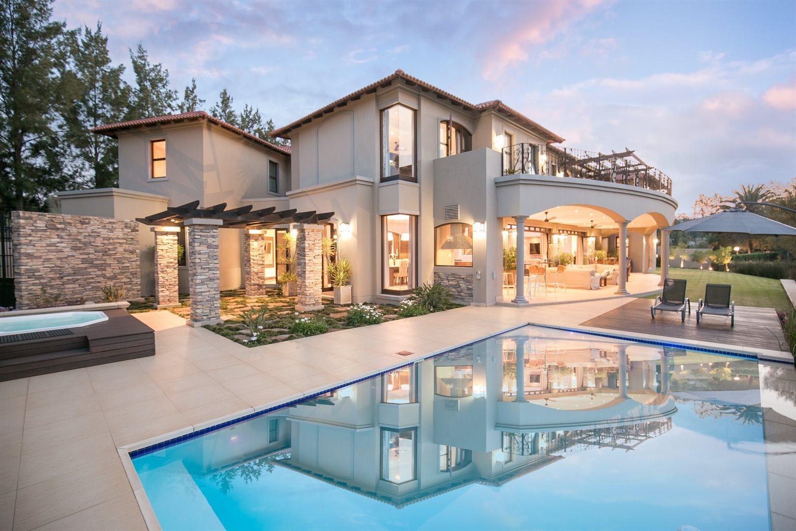 Dainfern, Dainfern Golf Estate Property  | Houses For Sale Dainfern Golf Estate, Dainfern Golf Estate, House 5 bedrooms property for sale Price:28,000,000