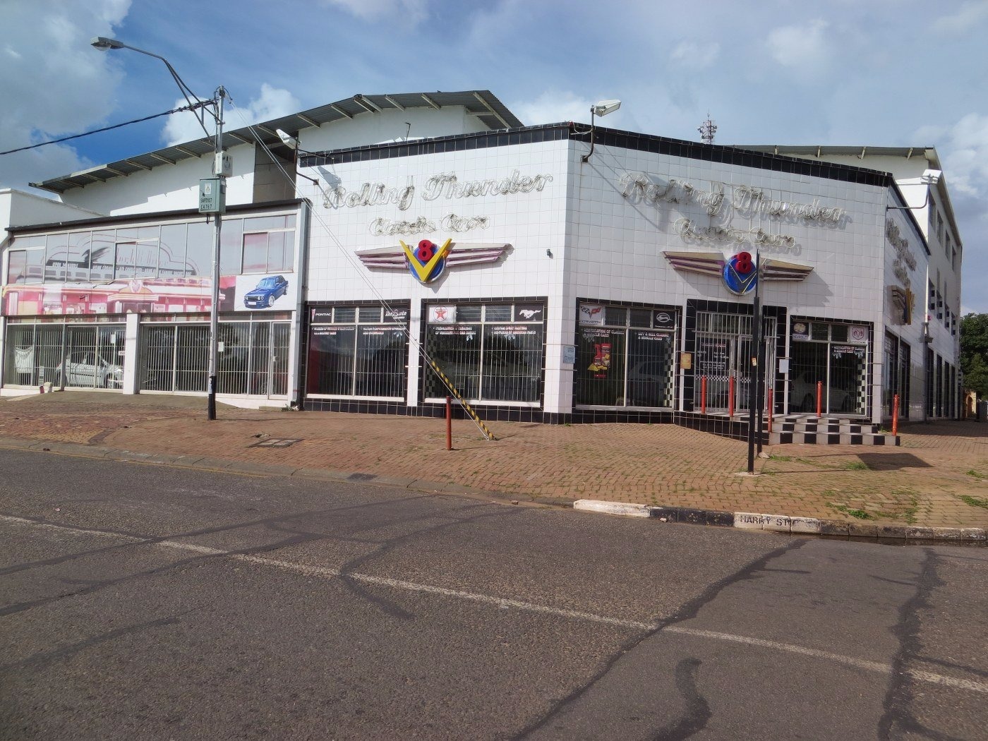 Property and Houses for sale in Robertsham, Commercial - ZAR 16,100,000