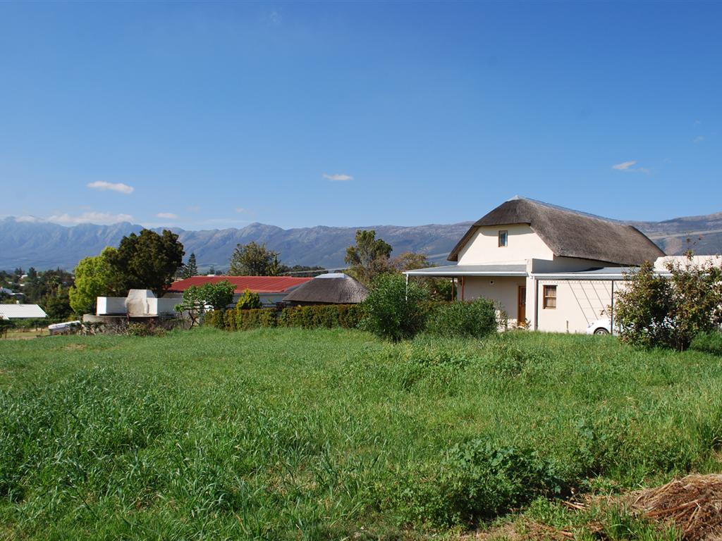 Tulbagh property for sale. Ref No: 12730543. Picture no 1