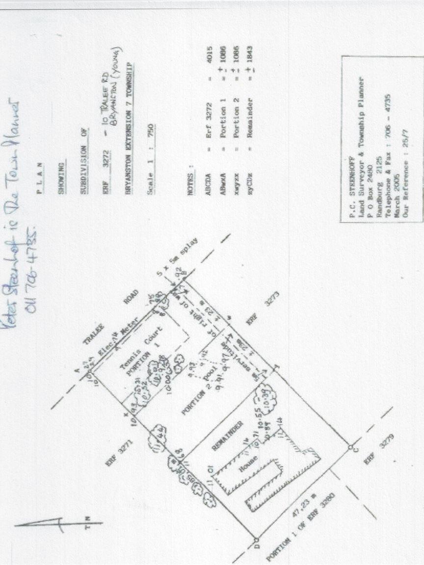 Bryanston property for sale. Ref No: 13372287. Picture no 6