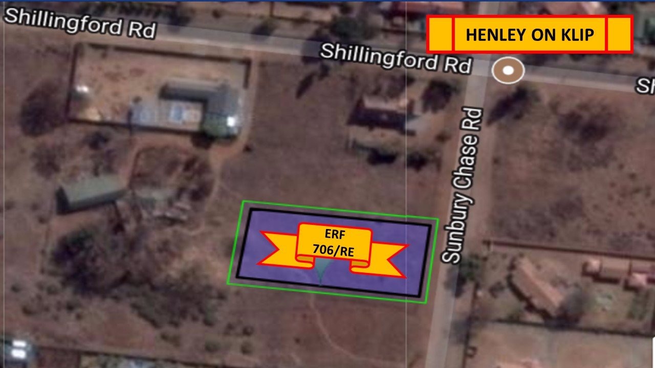Midvaal, Henley On Klip Property  | Houses For Sale Henley On Klip, Henley On Klip, Vacant Land  property for sale Price:245,000