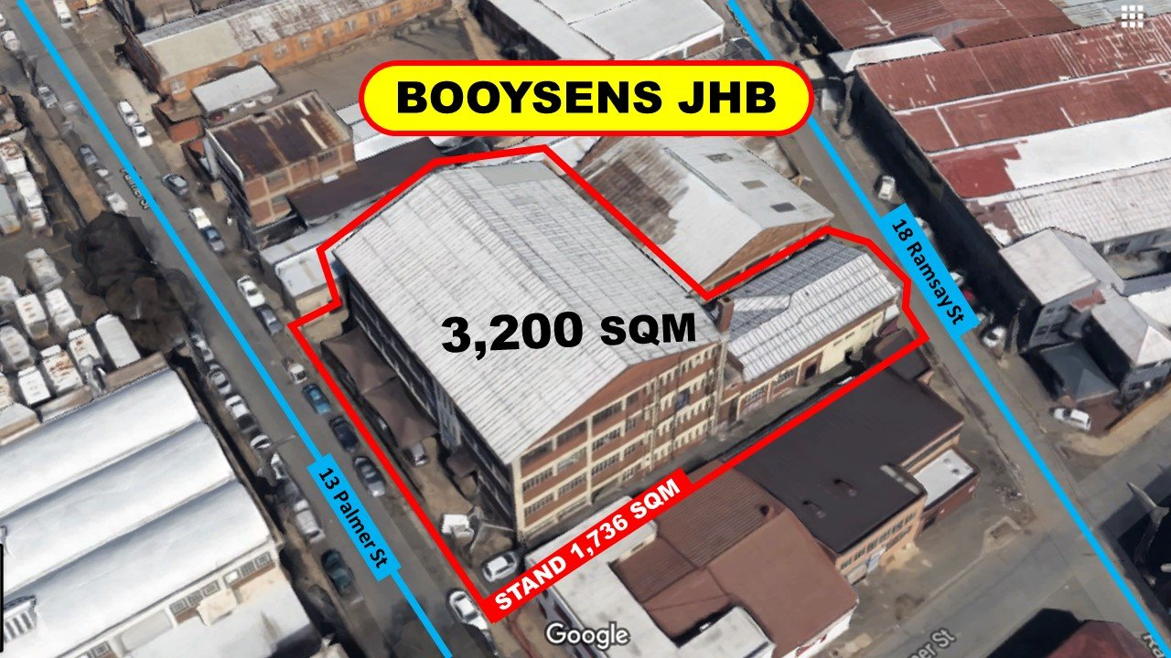 Johannesburg, Booysens Property  | Houses For Sale Booysens, Booysens, Commercial  property for sale Price:7,280,000