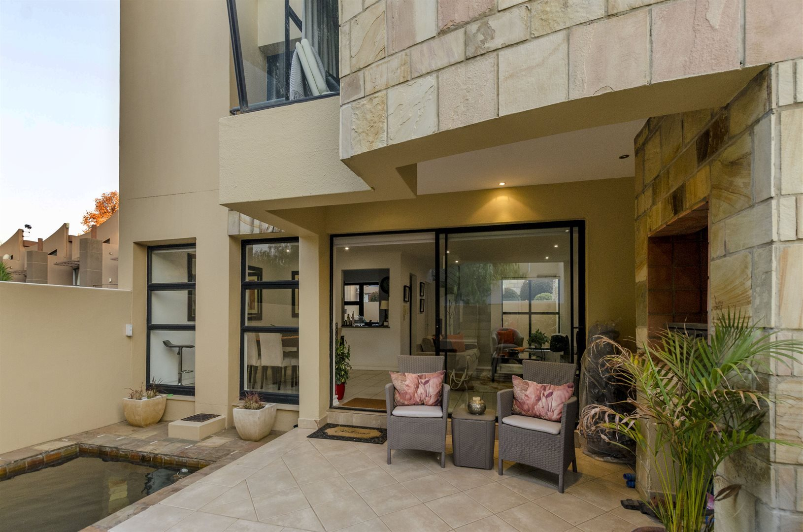 Johannesburg, Melrose North Property  | Houses For Sale Melrose North, Melrose North, Townhouse 2 bedrooms property for sale Price:2,800,000