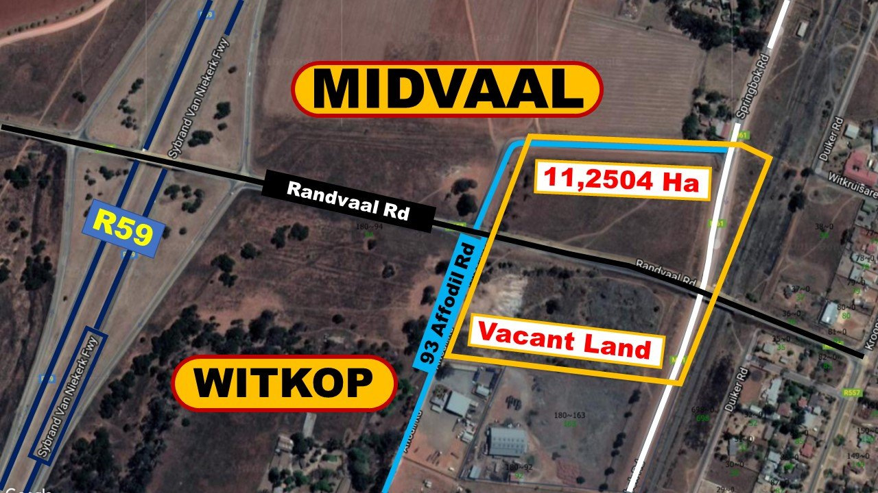 Meyerton, Witkop Property  | Houses For Sale Witkop, Witkop, Commercial  property for sale Price:6,000,000