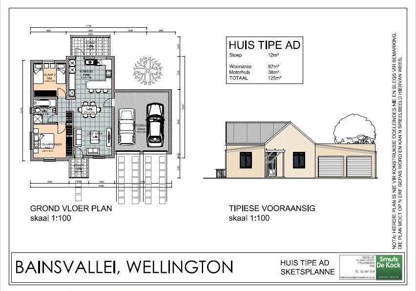 Wellington North property for sale. Ref No: 13379742. Picture no 2