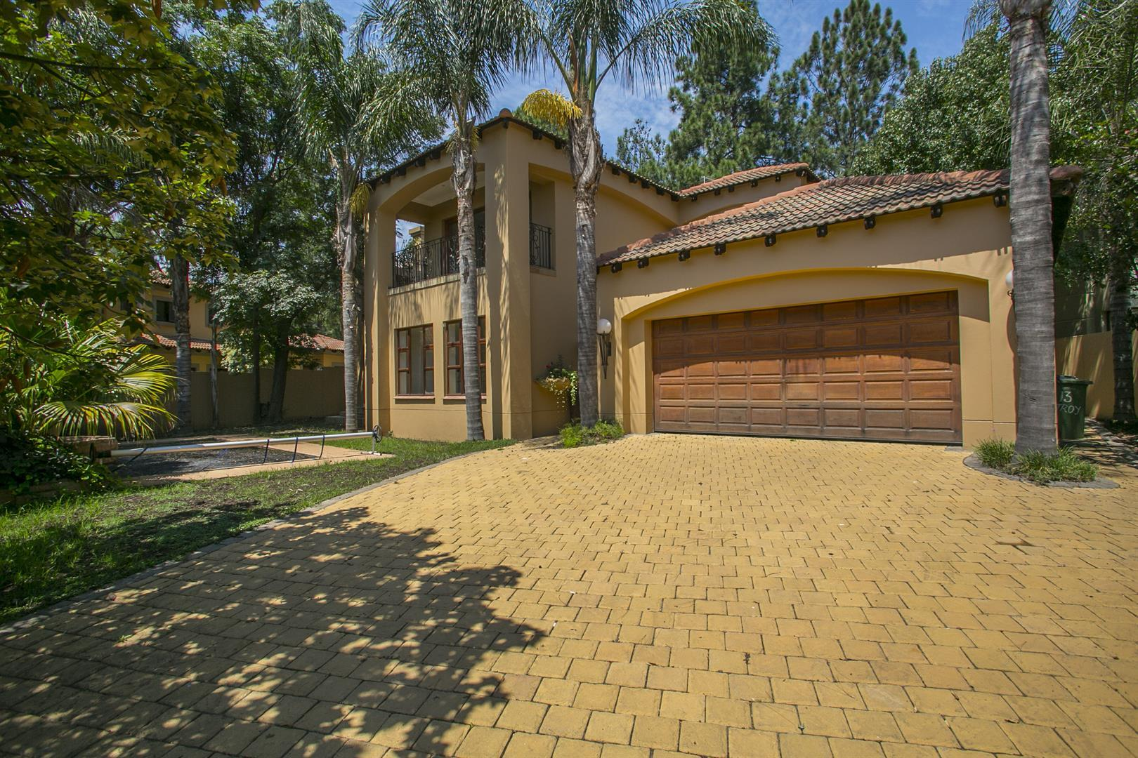 Sandton, Broadacres Property  | Houses To Rent Broadacres, Broadacres, House 4 bedrooms property to rent Price:, 30,00*