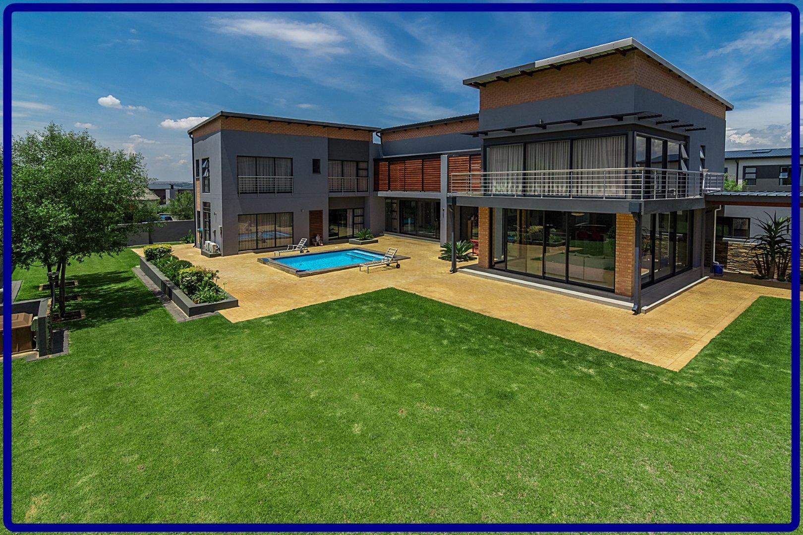 Centurion, Midstream Hill Estate Property  | Houses For Sale Midstream Hill Estate, Midstream Hill Estate, House 4 bedrooms property for sale Price:7,500,000